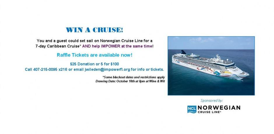 Win a Cruise!