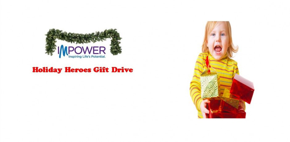 Holiday Heroes Gift Drive